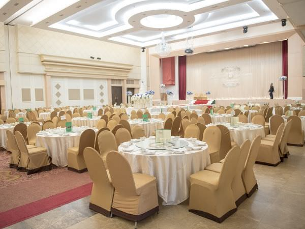 リゾートバイトで働いた結婚式宴会場