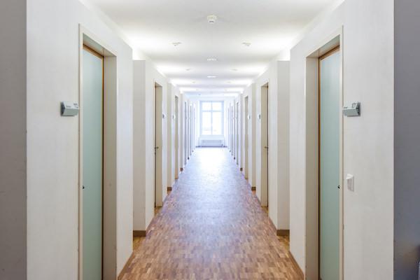 ルスツリゾバの寮