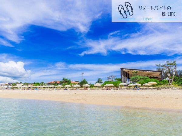 石垣島のフサキビーチ