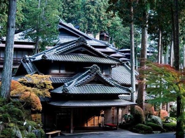 下呂温泉の老舗旅館