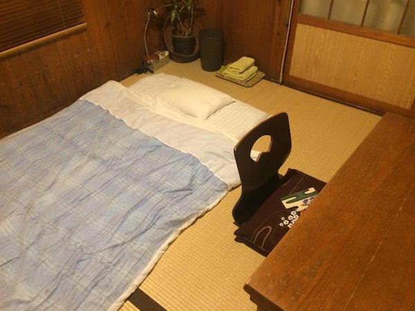 民宿リゾートバイトの寮