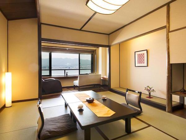 宮島の旅館