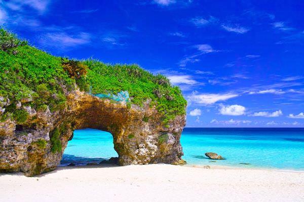 宮古島の海
