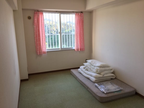 リゾートバイトの個室寮