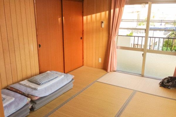 一部共同の個室寮