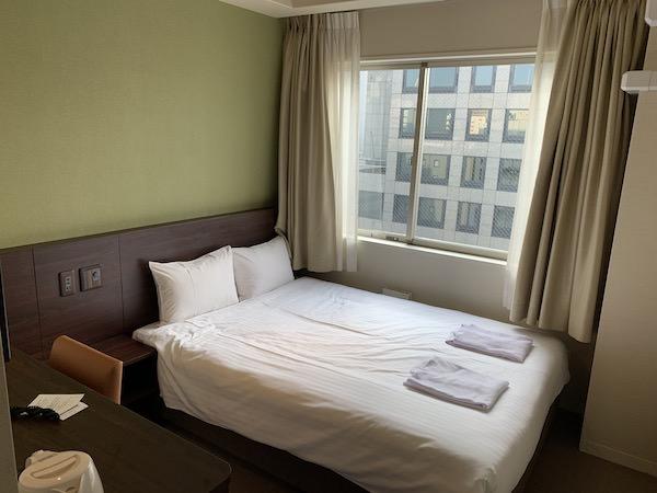 大阪のリゾートバイトで過ごした時の寮