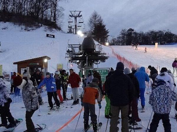 リゾートバイトでリフト係として働いたスキー場