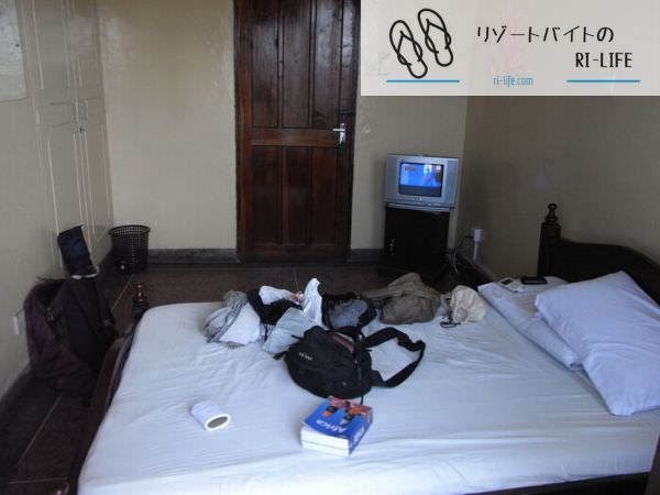 知床リゾートバイトで過ごした寮